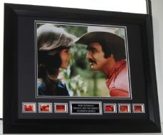"BRSATBEBF BURT REYNOLDS - ""SMOKEY AND THE BANDIT"" SIGNED"